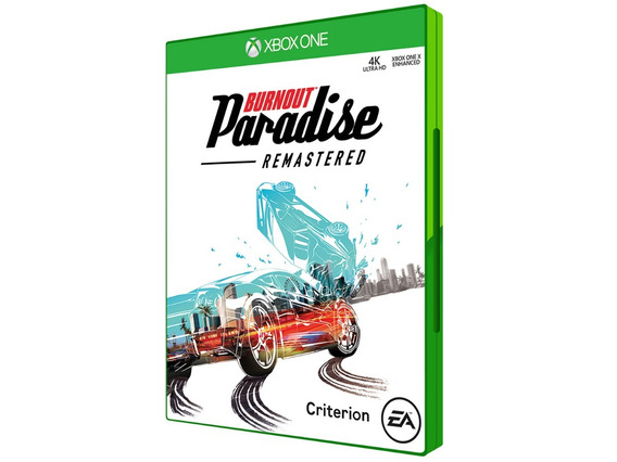 Jogo Xbox One Burnout Paradise Remastered