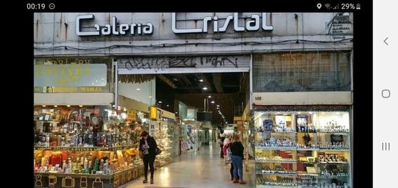 Alquilo Galeria Cristal Local Con Entrepiso