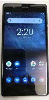 Nokia 3 Android 7, Gorilla Glass, Aluminio Y Policarbonato