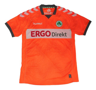 Camiseta De Futbol - S - Greuther Furth - Alemania Original