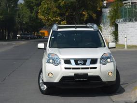 Elegante Nissan Xtrail Advance Quemacocos Xenon