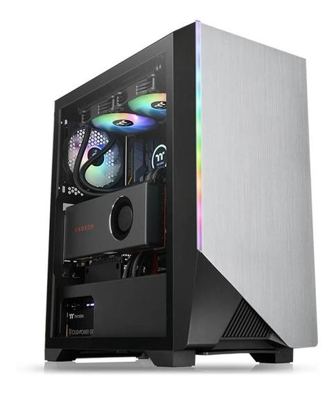 Gabinete Gamer Thermaltake H550 Tg Argb Vidrio Templado