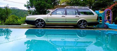 Imagem 1 de 6 de Volkswagen Quantum Gls 2.0