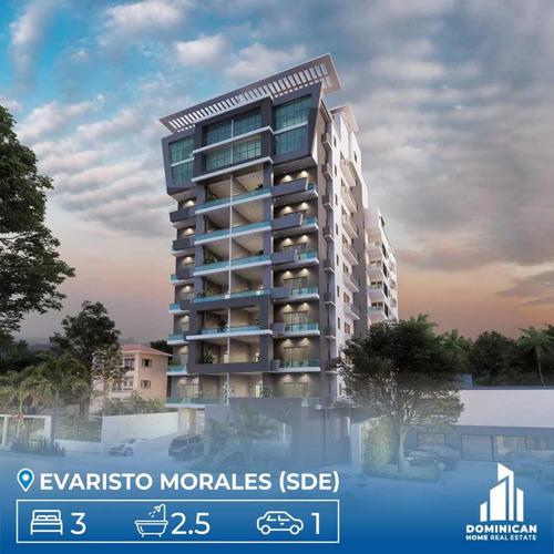 Apartamentos En Venta Torre Evaristo Morales