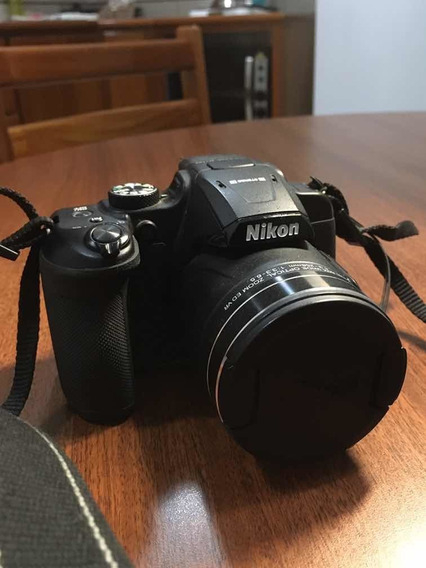 Nikon Coolpix B700 - Câmera Digital + Cartão Sd Classe 10
