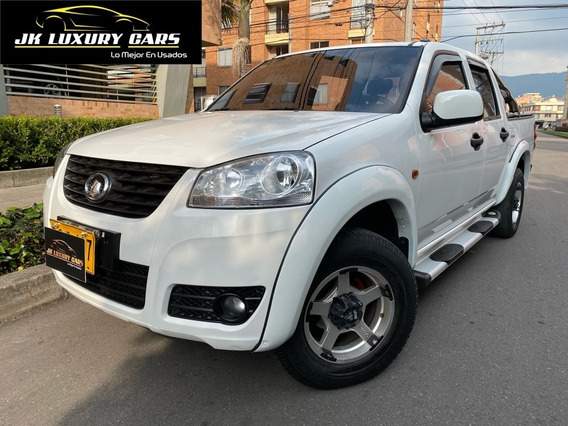 Great Wall Wingle 5 2.200cc M/t 2ab Fe 4x2 Gasolina 2017