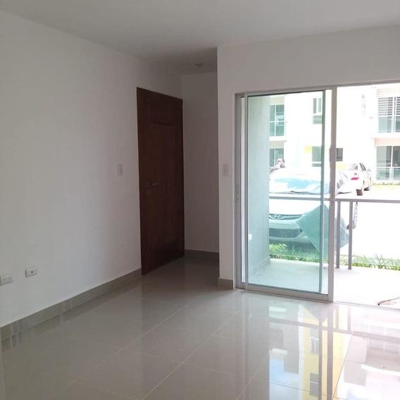 Apartamento De 3 Habs Y 2 Baños Balcon Llanos De Gurabo