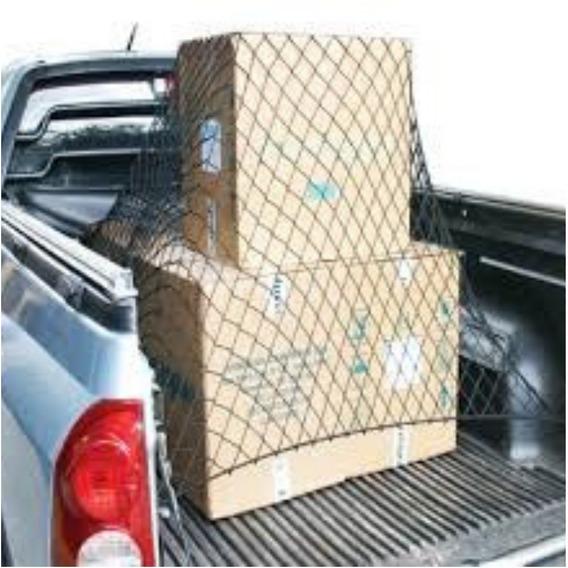 Rede Elastica P,caçamba,pick Up Cargonet,bagageiro - Amarok