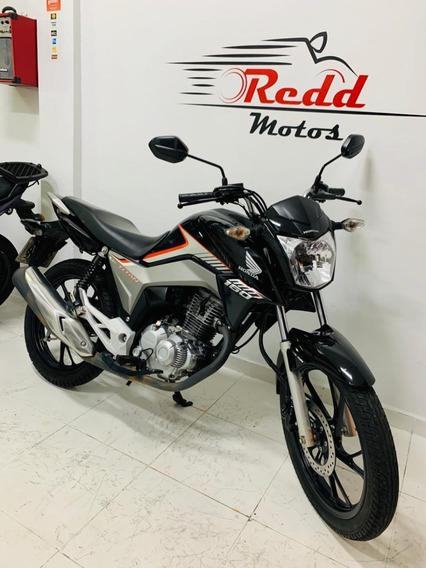 Honda Cg 160 Titan
