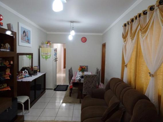 Casa Em Parque Residencial Jaguari, Americana/sp De 112m² 3 Quartos À Venda Por R$ 380.000,00 - Ca424603