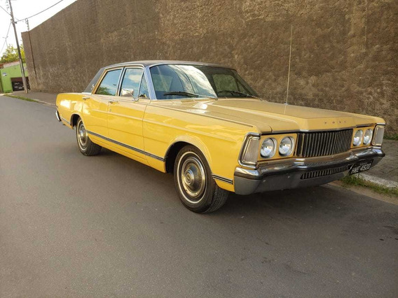 Ford Ford Ltd / Landau