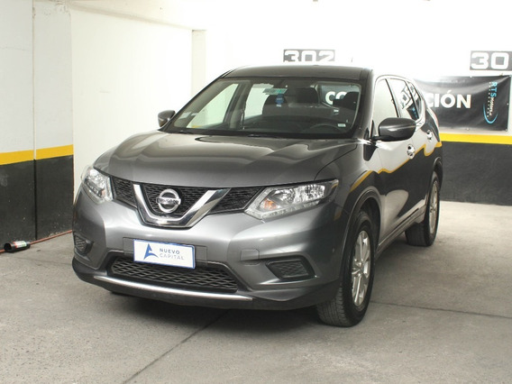 Nissan X-trail 2.5 Cvt Auto Sense