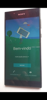 Smartphone Sony Xperia L1 (g3312). Com Tela Quebrada
