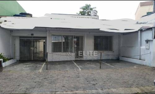 Casa Com 3 Dormitórios Para Alugar, 200 M² Por R$ 6.500,00/mês - Vila Gilda - Santo André/sp - Ca0658