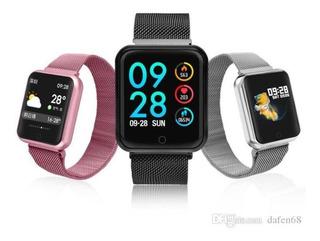 Reloj Inteligente Compatible iPhone Y Android