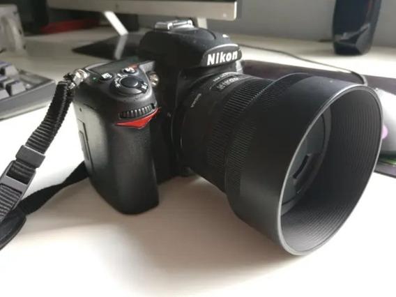 Nikon D7000 + Sigma 30mm 1.4 Art