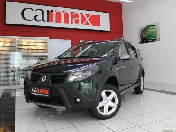 Renault Sandero Stepway 1.6 16v Hi-flex, Eqy5263