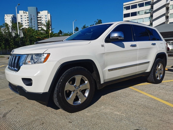 Jeep Grand Cherokee Limited V6 4x2 At 2012