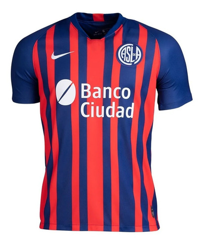 Camiseta Nike San Lorenzo Oficial 2020 At0016455