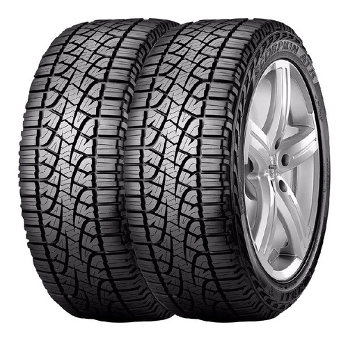 Combo X2 Neumaticos Pirelli 245/70r16 Scorpion Atr 111t