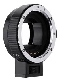 Adaptador De Lente Canon Para Sony E Mount Tipo Metabones