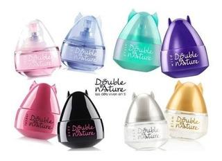 Perfumes Jafra Double Nature 50ml Diablitos Y Angelitos +msi