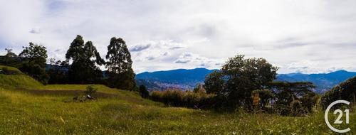 Lote Para Venta Plano Con Vista A Medellín Se Entrega Con Liscencia