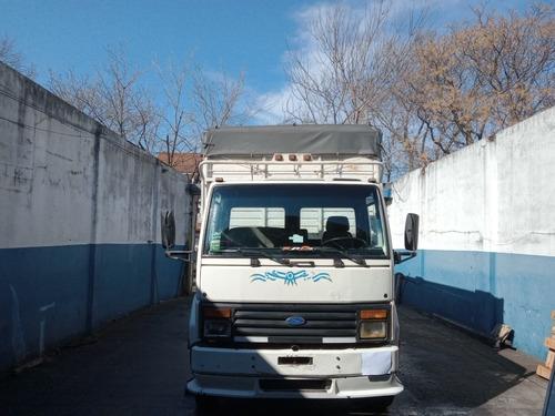 Imagen 1 de 11 de Ford Cargo 1416 Balancín