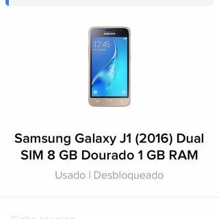 Samsung J1 Pronto Para Uso Tudo Funcionando