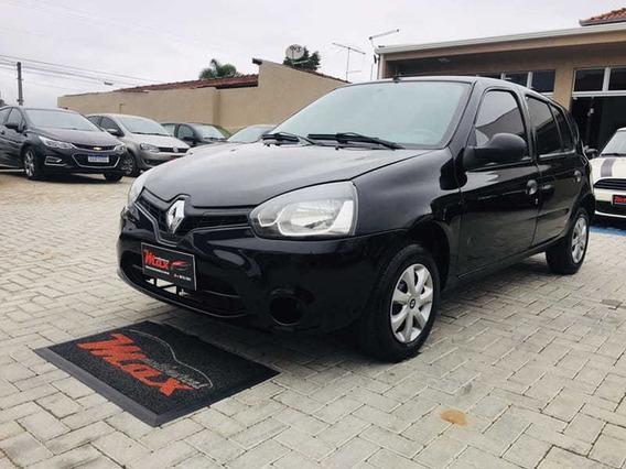 Renault - Clio Hatch Expression 1.0 16v Basico 2014