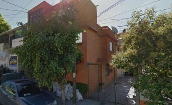 Hermosa Casa Sta Ursula Coapa 140m² $1´588,000.00 De Contado