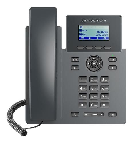 Imagen 1 de 7 de Teléfono Ip Grandstream Grp2601 2 Cuenta Sip 2 Líneas