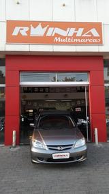 Honda Civic Ex 2004 Automatico Completo