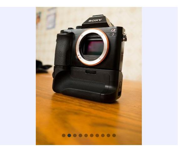Camera Sony A7 Com Grip