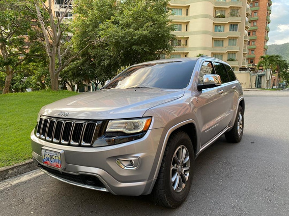 Jeep Grand Cherokee 4g+ Full Equipo