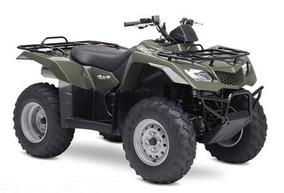 Suzuki Kingquad 400 4x4 En Motolandia! 4798-8980