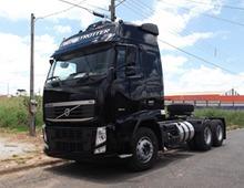 Volvo Fh 460 2014 6x2 Globetrotter I-shift