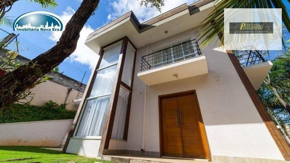 Casa Com 3 Dormitórios Para Alugar, 700 M² Por R$ 11.000/mês - Condomínio Bosque Das Araras - Vinhedo/sp - Ca2464
