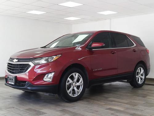 Imagen 1 de 15 de Chevrolet Equinox Lt 2018 Rojo