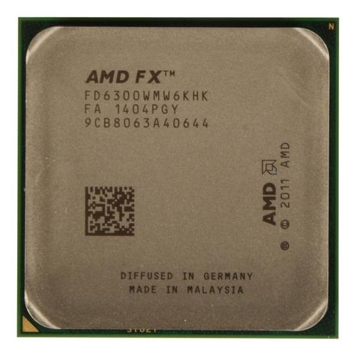 Processador Gamer Amd Fx 6300 Black Edition Oem