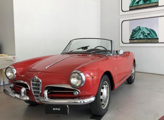 Giulietta Spider 1961