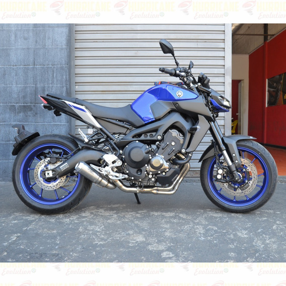 Escapamento Full 3x1 Yamaha Mt-09 Gp Project Cod. 1225