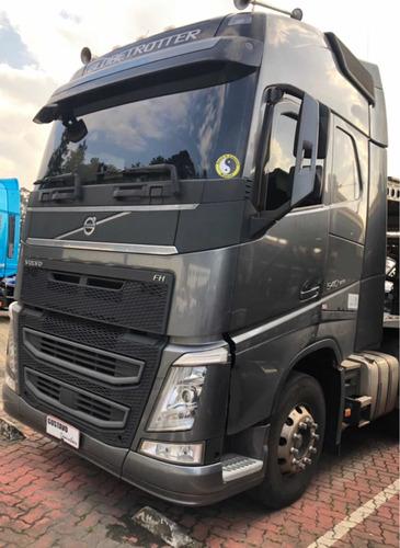 Imagem 1 de 11 de Volvo Fh 540 19/20 Globetrotter 6x2 Cegonheiro Top!!!!