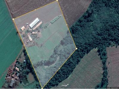 Area Rural Para Suinucultura
