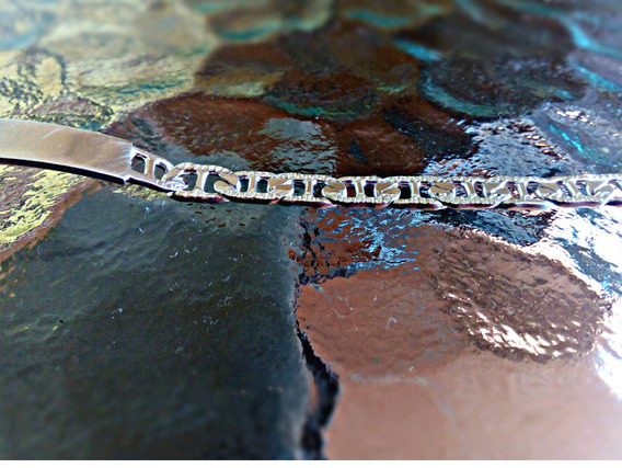 Esclava Plata Ley 925 4mm