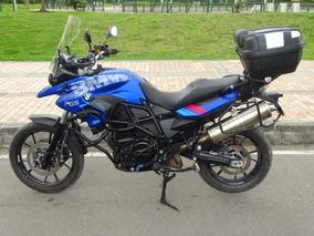 Bmw F700 Gs Azul