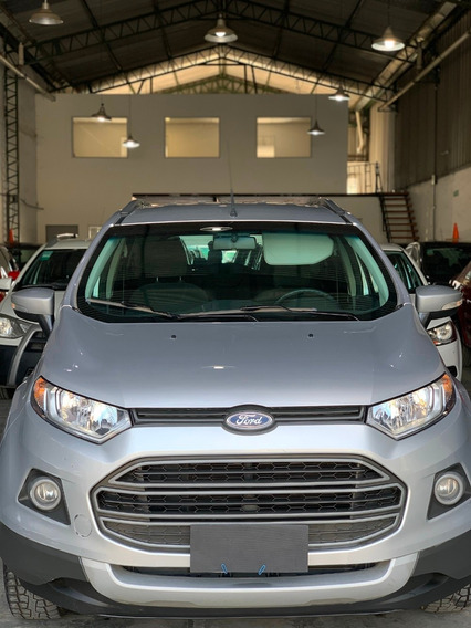Ford Ecosport 1.6 Freestyle 110cv 4x2 Les Automotores