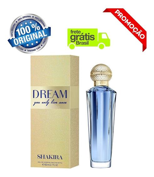 Perfume Shakira Dream Eau De Toilette 80ml