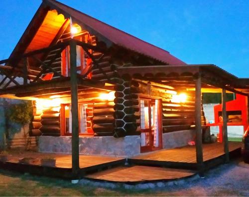 Casa Cabaña Estilo Canadiense
