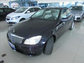 Mercedes-benz C 180 1.8 Cgi Classic 16v Gasolina 4p Automáti
